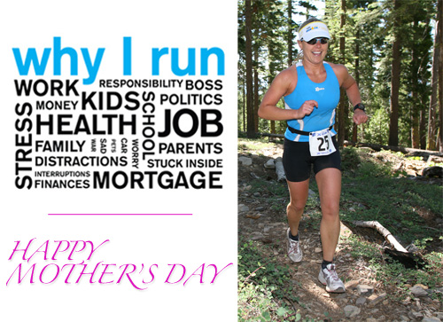 Why I Run - Mother's Day Contest